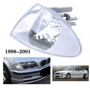 For BMW E46 98-01 320i 323i 325i 330i Front Indicator Turn Signal Corner Lights