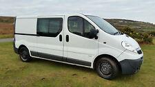 Vivaro Crew Cab Vans/Pickups