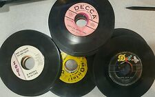 """30 pc Lot ~ Juke Box 45's For Crafts, Decoration and Art ~ Vinyl, 7"""", 45 RPM"""