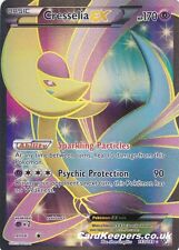 Pokemon Carta Cresselia EX 143/149 Completo Arte BLANCO Y NEGRO Boundaries