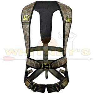 Hunter Safety System Vest Harness, MO Bottomland, L/X-Large