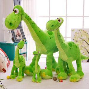 35/50cm Cute Green Dinosuar Soft Stuffed Plush Doll Toy Kids Gift