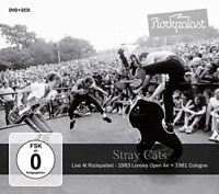 STRAY CATS-LIVE AT ROCKPALAST -2CD+DVD-[Region 2]