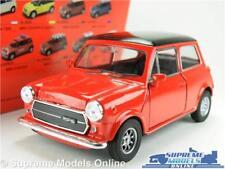 AUSTIN MORRIS MINI COOPER MODEL CAR RED 1:36-1:38 SIZE WELLY NEX OPENING PARTS K