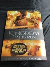 Kingdom of Heaven (DVD, 2005, 2-Disc Set, Widescreen)