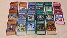 YuGiOh Nekroz Djinn Deck 42 Cards Tournament Kaleidoscope Clausolas Booster Pack