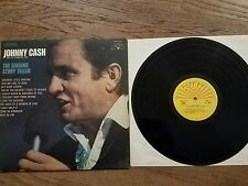 JOHNNY CASH AND THE TENNESSE TWO/THE SINGING STORY TELLER/SUN 115 LP