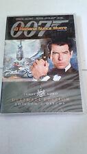 "DVD ""007 EL MAÑANA NUCA MUERE"" 2 DVD PRECINTADA PIERCE BROSNAN MICHELLE YEOH"