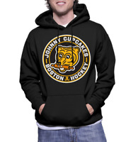 BOSTON EXCLUSIVE Johnny Cupcakes Pullover Hooded Sweatshirt: Boston Bear Patch
