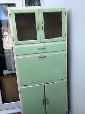 1950s Original Vintage Retro Kitchen Cupboard Cabinet Unit