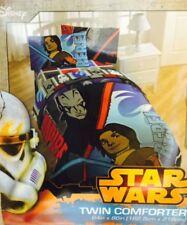 Star Wars Comforter TWIN Rebel Theme 64 x 86 - Comforter only new nip