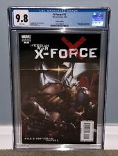 X-Force 15 CGC 9.8 Clayton Crain Variant.. White Pages