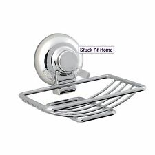 Naleon Ultimate Super Suction Soap Dish Wire - Shower Bathroom Caddy Laundry