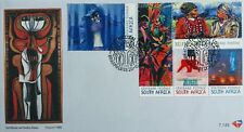 South Africa Stamps, First Day Cover, Constitutional Court, 5/6/2009