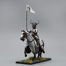 Tin soldiers, 132, 54мм, knight of the Teutonic order, crusade