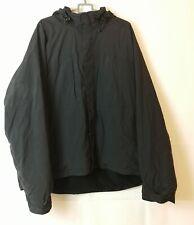 Gant  Ivy League After Ski Navy Fleece Lined Waterproof Hooded Jacket Size 3XL