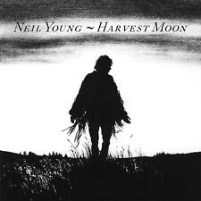 Neil Young - Harvest Moon - NEW SEALED 2 LP set - 1st Time on US VINYL