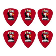 Crack Open Cold One with Comrades Funny Novelty Guitar Picks Medium - Set of 6
