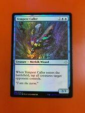 1x Tempest Caller   FOIL   Ixalan   MTG Magic Cards
