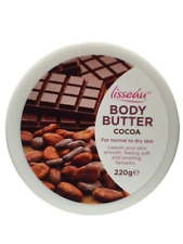 Lisseau Cocoa Body Butter Normal to Dry Skin 220g