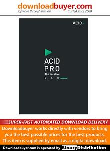 MAGIX Acid Pro 10 - [Download]