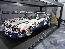 BMW 3.0 CSL 24h Le Mans 1977 #76 Garage du Bac Depnic Coulon Mot Minichamps 1:18