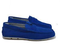 Armani Jeans Mocassino Scarpa Uomo Col Azzurro tg 39 | -50 % OCCASIONE |