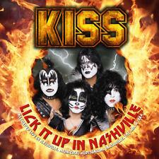 KISS - Lick It Up In Nashville (Live Radio Nashville 1984) - 2CD - 732063
