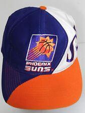 Vtg 1990s PHOENIX SUNS NBA Basketball Advertising Collectible Snapback Hat Cap