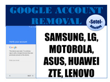 Google Account Removal Services | eBay