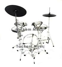 Dragon Practice Drum Kit With 'Mesh' Heads - Complete