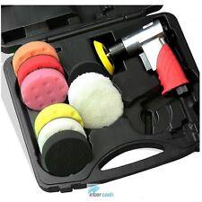 Mini Lustreuse Pneumatique KRAUSS AIR-SHINE P23 - Kit (sans malette)