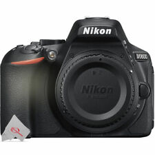 Nikon D5600 24.2 MP Wi-Fi Enabled Digital SLR Camera Body Only in Original Box