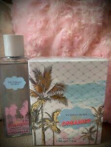 Victoria's Secret Tease Dreamer Set: 1.7 oz. Perfume, Sealed, Mist, 8.4 oz. New
