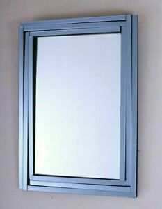 Large Wall Rectangular Living Bathroom Hallway Bedroom Mirror 70x100cm