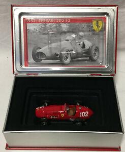 Ixo 1:43: La Storia - Ferrari 500 F2 1952 #102 Alberto Ascari