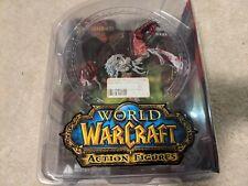 World Of Warcraft Rottingham Action Figure 2009 New