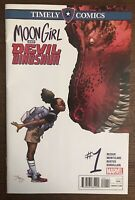Moon Girl Devil Dinosaur #1 Timely Comics Variant Marvel Comic Book