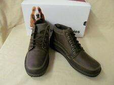 Zapatillas informales Hinton Method Casual, cuero negro, 11 XW US