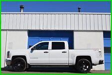 """2014 Chevrolet Silverado 1500 LT Crew Cab 4X4 4WD 22"""" Wheels Full Power Save Big"""