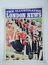 The Illustrated London News - Saturday June 26, 1965 The Garter Ceremony