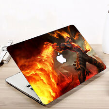 LOL Hard Shell Case Cover & Keyboard Skin Fit For Apple Mac Book Macbook