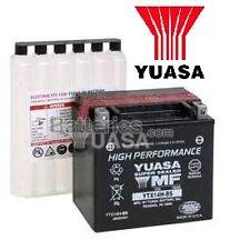 Batterie YUASA avec acide HARLEY DAVIDSON VRSC 1130 V-ROD 2002-2007