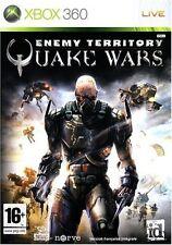 Enemy Territory Quake Wars  XBOX 360  nuovo!!