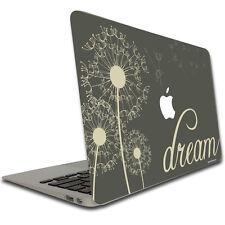 Macbook Air or Macbook Pro 13 inch - Vinyl Removable Skin - Dandelion Dream