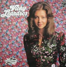 VICKY LEANDROS - VICKY LEANDROS -  LP + POSTER 60 X 90 CM