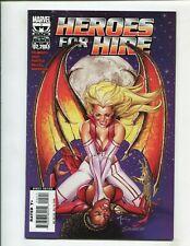 Heroes For Hire #5 (8.0) Tucci Girlfight Cover! 2007