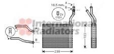 Wärmetauscher Innenraumheizung - van Wezel 18006364