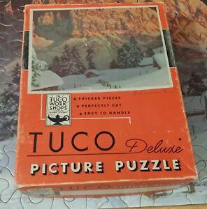 TUCO Vintage Puzzle NATURE'S GRANDEUR  300-500pc.complete