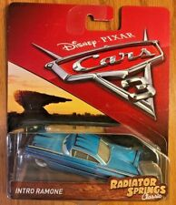 CARS 3 - INTRO RAMONE -  Mattel Disney Pixar